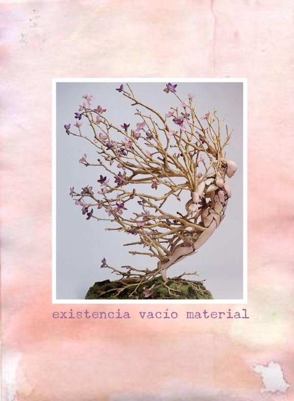 Existencia Vacío-material